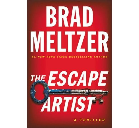 Escape Artist -  by Brad Meltzer (MP3-CD) - image 1 of 1
