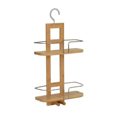 Bamboo Shower Caddy Natural - Threshold™