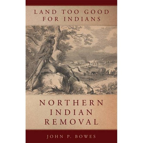 Land Too Good for Indians - (New Directions in Native American Studies) by  John P Bowes (Paperback) - image 1 of 1