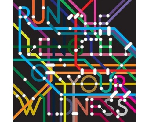 Various - Run The Length Of Your Wildness (Vinyl) - image 1 of 1