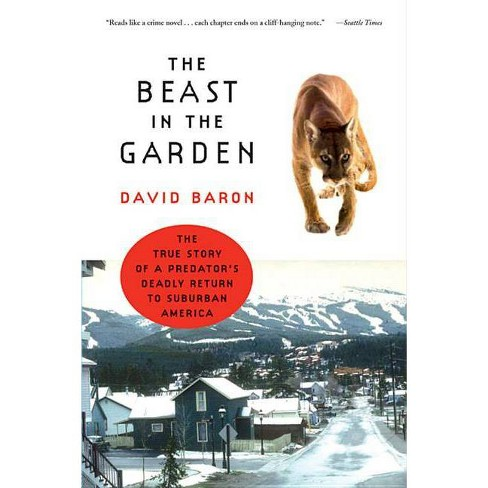 The Beast in the Garden - by  David Baron (Paperback) - image 1 of 1