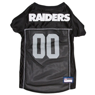 oakland raiders grey jersey