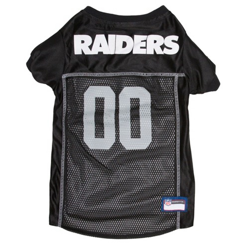 huge selection of 45b18 7f5ae NFL Pets First Mesh Pet Football Jersey - Oakland Raiders