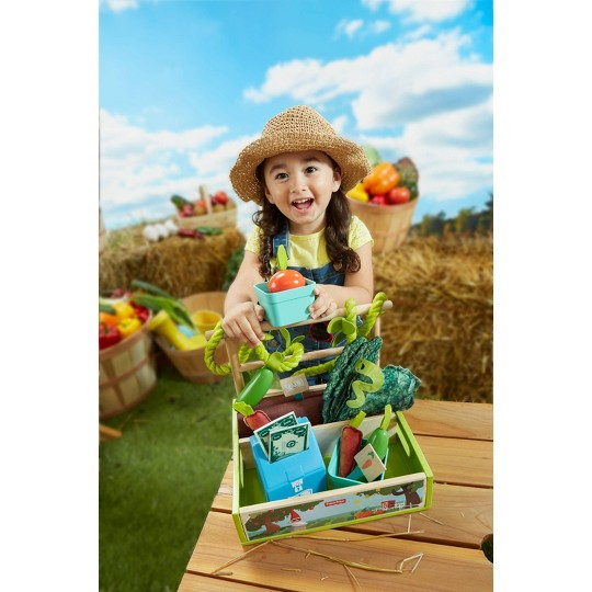 Fisher-Price Farm To Market Stand image number null