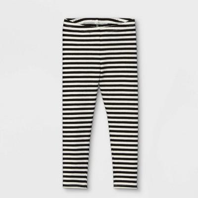 Toddler Girls' Striped Leggings - Cat & Jack™