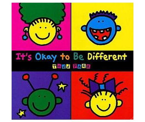 It's Okay to Be Different (School And Library) (Todd Parr) - image 1 of 1