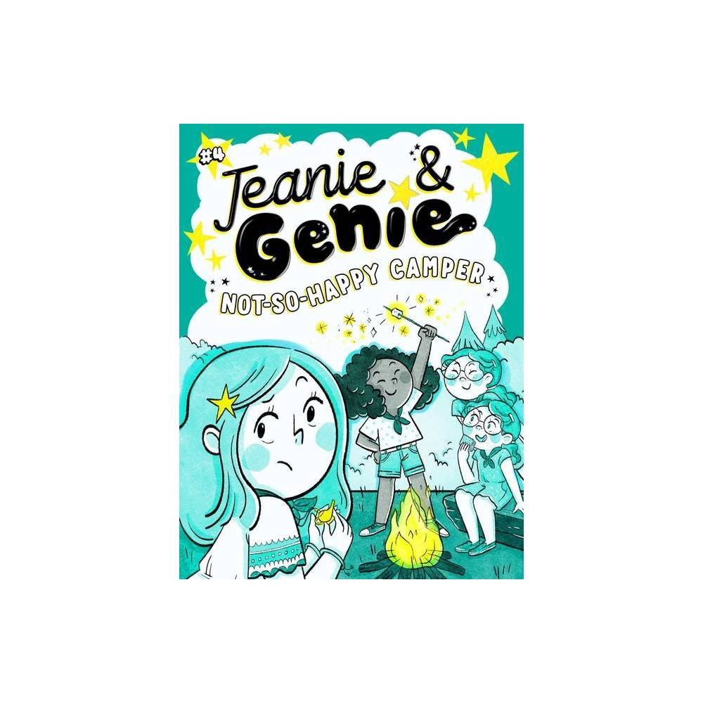 Not So Happy Camper 4 Jeanie Genie By Trish Granted Paperback