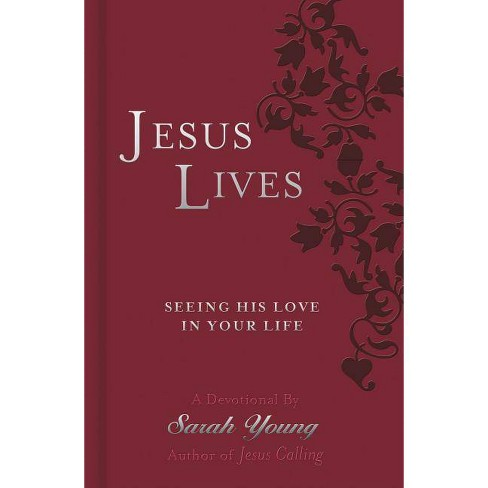 Jesus Lives - by  Sarah Young (Paperback) - image 1 of 1