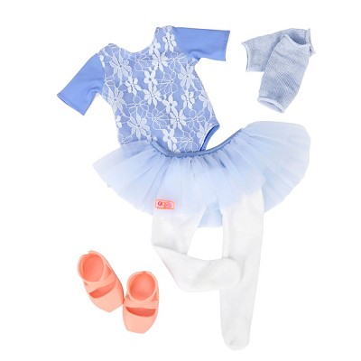 "Our Generation Ballet Dress Outfit for 18"" Dolls - Out of the Blue"