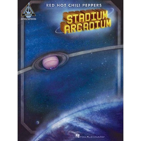 Red Hot Chili Peppers Stadium Arcadium - (Guitar Recorded Versions) (Paperback) - image 1 of 1