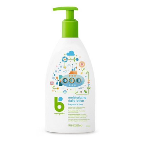 Babyganics Daily Lotion - 17oz - image 1 of 4