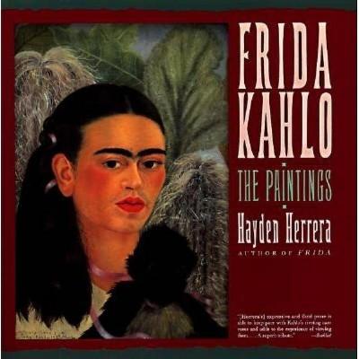 Frida Kahlo: The Paintings - by  Hayden Herrera (Paperback)