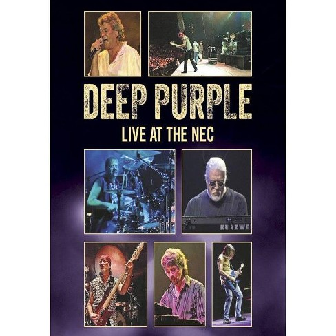 Deep Purple: Live at the NEC (DVD) - image 1 of 1