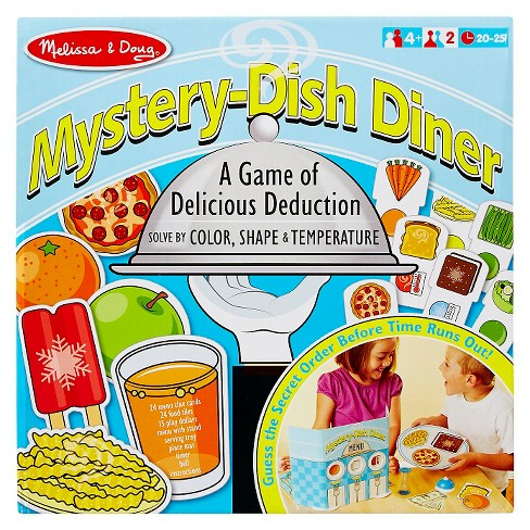Mystery Dish Diner Game - image 1 of 6