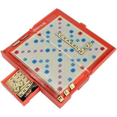 Super Impulse World's Smallest Scrabble Board Game