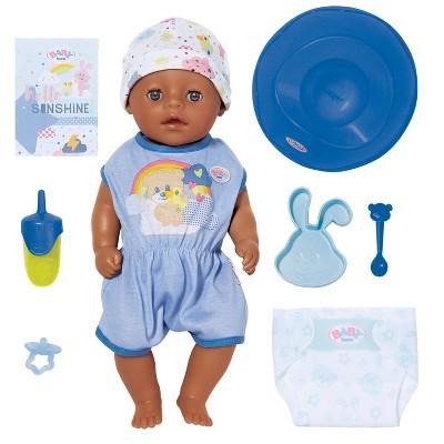 BABY Born Lil' Boy - Brown Eyes