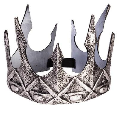Forum Novelties Foam Crown (Silver)