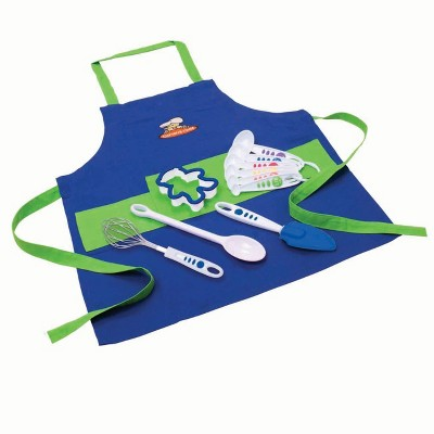 Curious Chef 11pc Chefs Kit - Blue