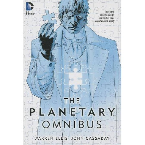 The Planetary Omnibus - by  Warren Ellis (Hardcover) - image 1 of 1