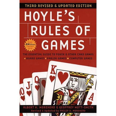 Hoyle's Rules of Games - 3rd Edition by  Albert H Morehead & Geoffrey Mott-Smith & Philip D Morehead (Paperback) - image 1 of 1