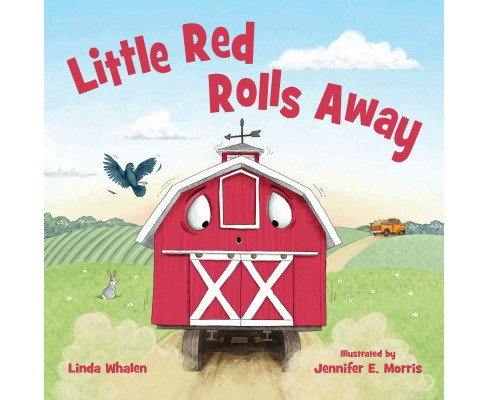 Little Red Rolls Away (School And Library) (Linda Whalen) - image 1 of 1