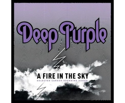 Deep Purple - Fire In The Sky (CD) - image 1 of 1