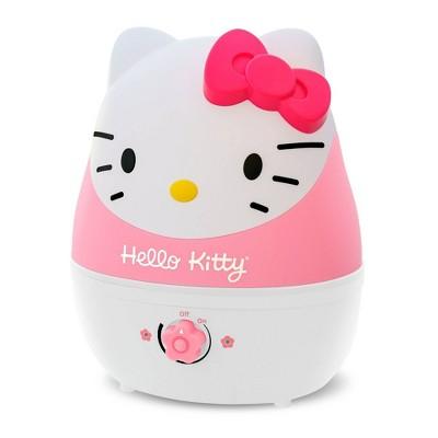 Crane Adorable Hello Kitty Ultrasonic Cool Mist Humidifier - 1gal