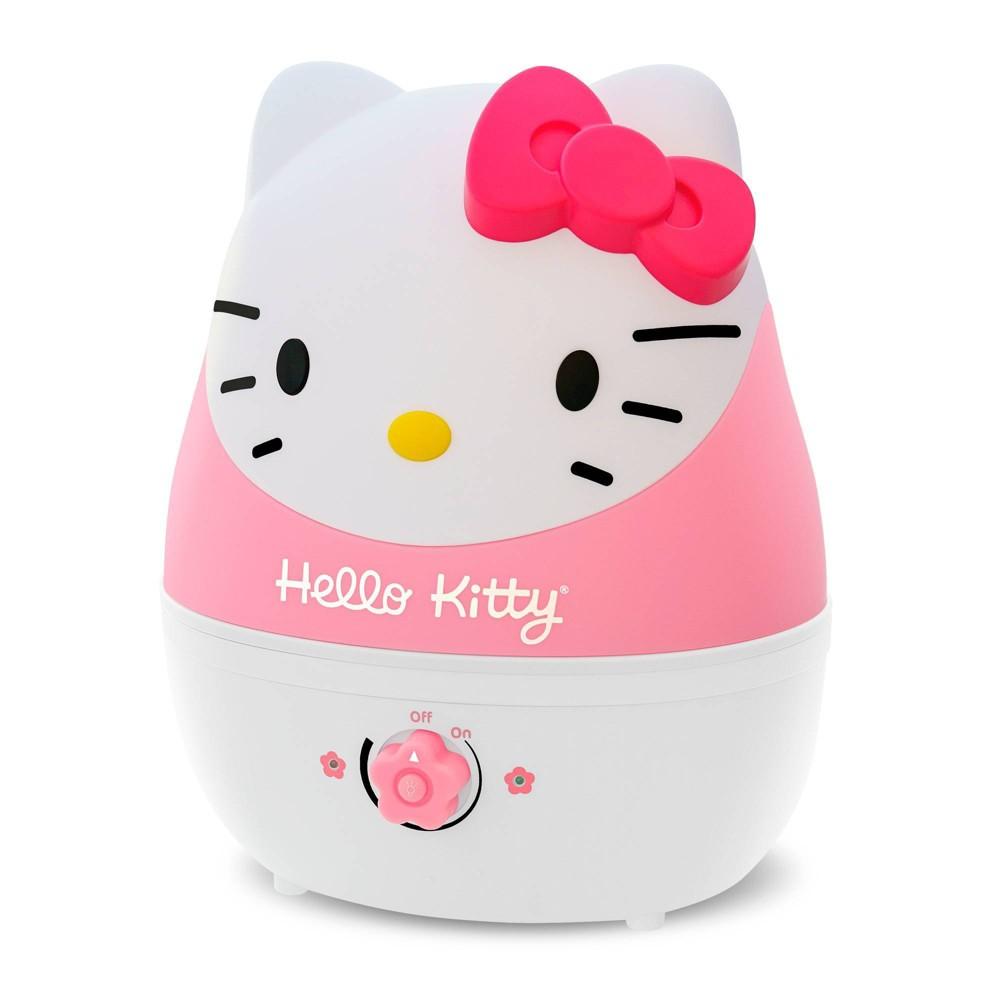 Crane Adorable Hello Kitty Ultrasonic Cool Mist Humidifier 1gal