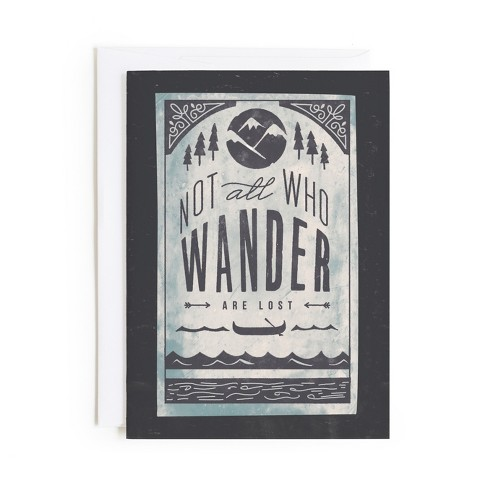 Minted Wander Card - image 1 of 2