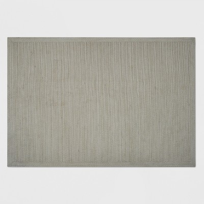 5''X7' Outdoor Rug Natural Woven - Project 62™
