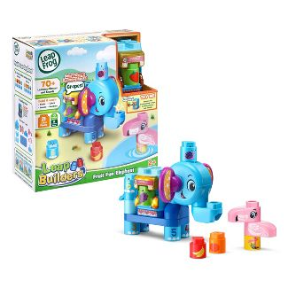 LeapFrog LeapBuilders Fruit Fun Elephant