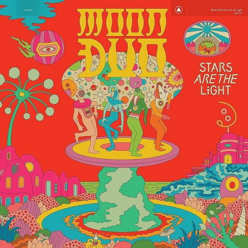 Moon Duo - Stars Are The Light (Vinyl) - image 1 of 1