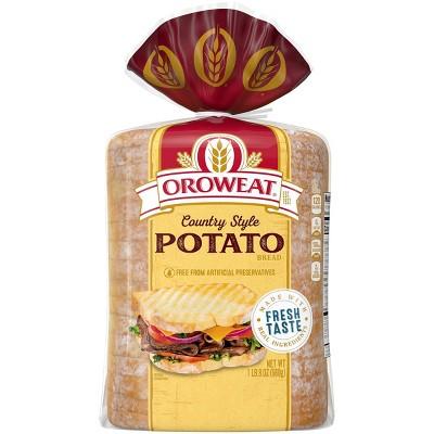 Oroweat Country Potato Bread - 8oz