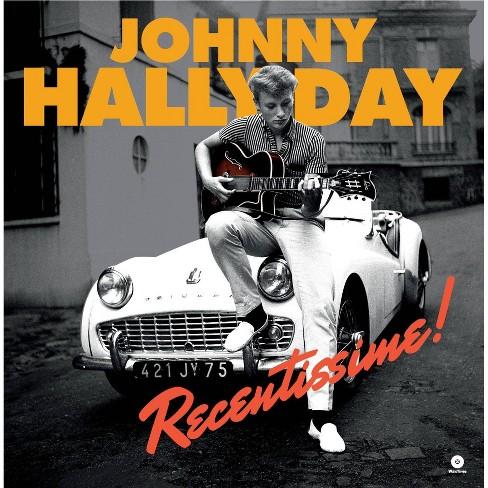 Johnny Hallyday - Recentissime! (Vinyl) - image 1 of 1