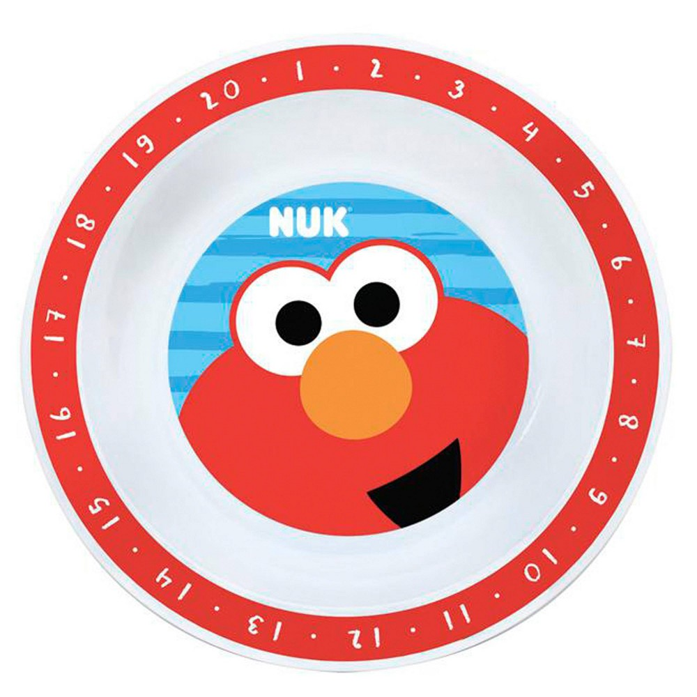 Image of NUK Sesame Street Bowl