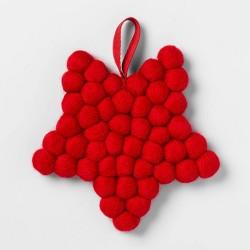 Pom Pom Trivet Red - Opalhouse™
