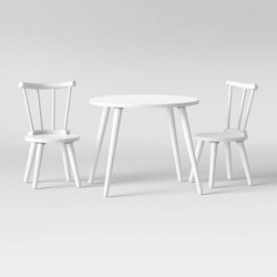 Delta Children Homestead Table and Chairs - 3pc