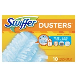 Swiffer Duster Refills, Unscented, 10ct
