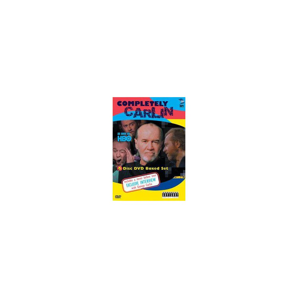 Completely Carlin Dvd