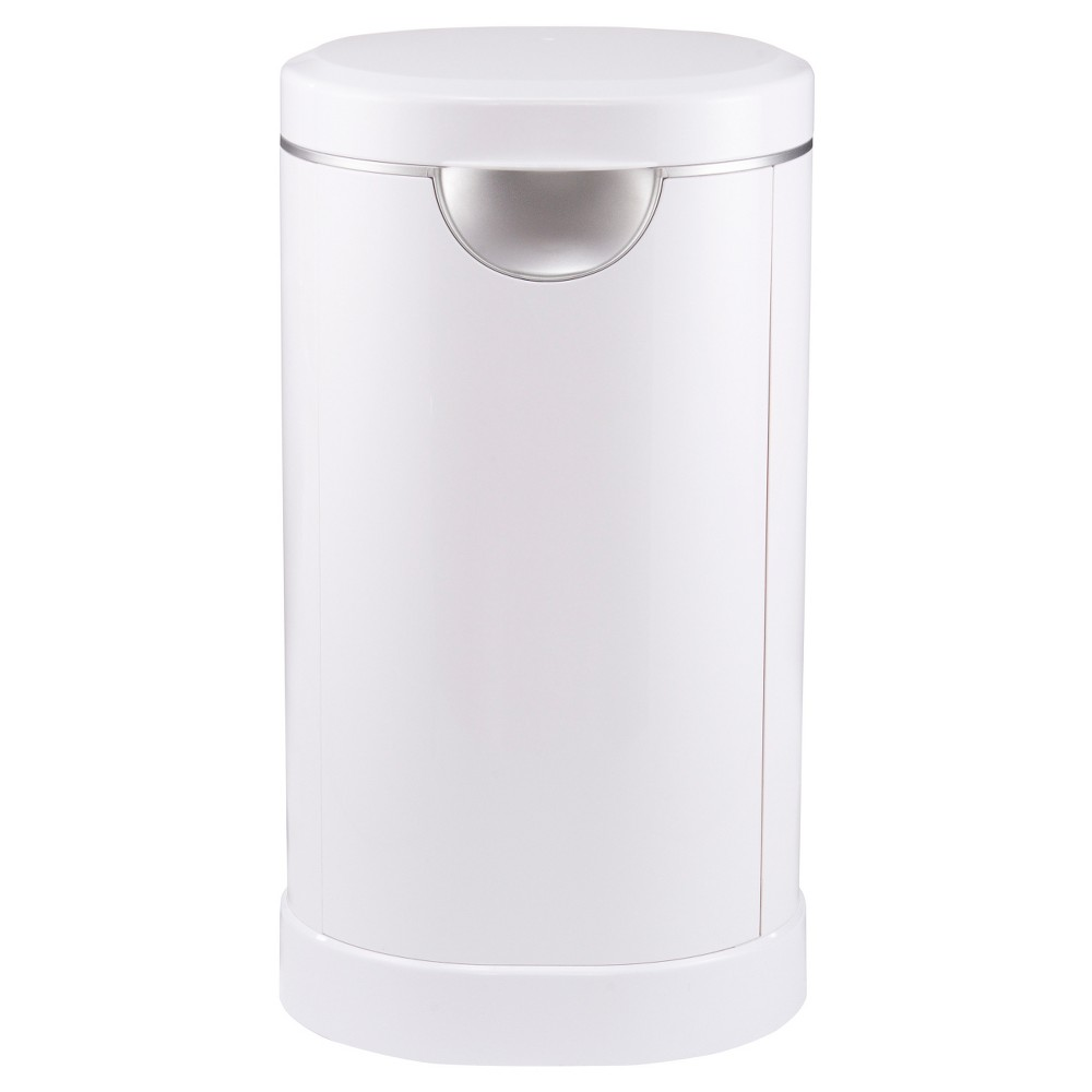 Munchkin Pail Diaper Pail, Powered by Arm & Hammer