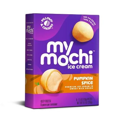 My/Mo Mochi Ice Cream Pumpkin Spice - 6ct