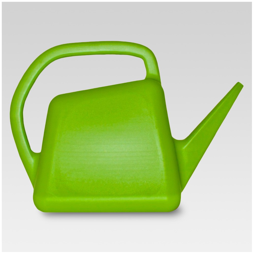 Image of 10.40 H Gallon Watering Can - Green - Novelty, Intense Jade Opaque