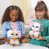 Present Pets - Fancy Puppy - Interactive Plush Pet Toy - image 3 of 4