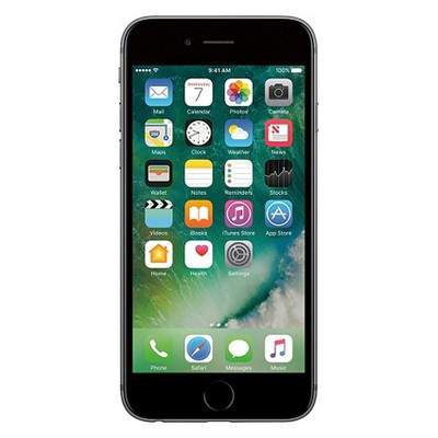 AT&T Prepaid Apple iPhone 6s (32GB) - Space Gray