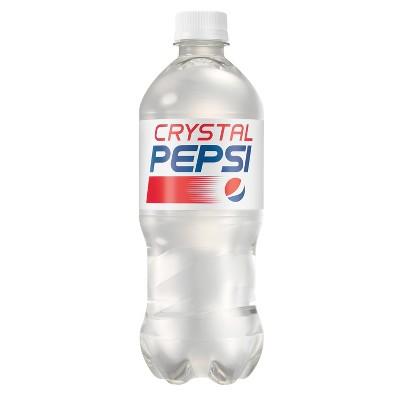 Soft Drinks: Pepsi Crystal