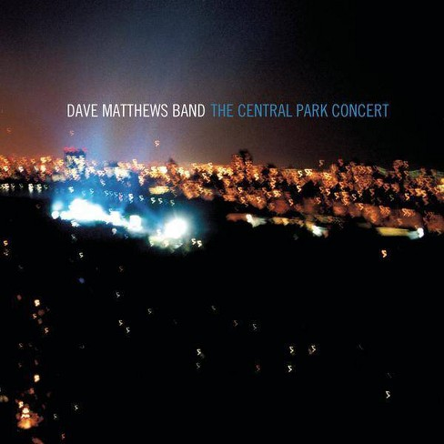 Dave Matthews - CENTRAL PARK CONCERT (CD) - image 1 of 1
