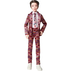 BTS Jimin Idol Doll