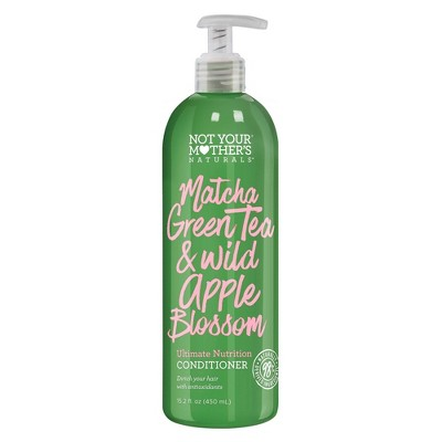 Not Your Mother's Naturals Matcha Green Tea & Wild Apple Blossom Nutrient Rich Conditioner - 15.2 fl oz
