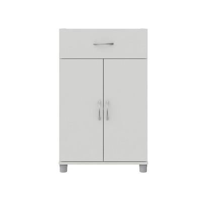 RealRooms Basin Base Storage Cabinet Kitchen Pantry and Bathroom Organizer