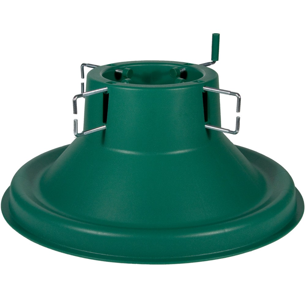 Image of Home Logic 8ft Ultimate Christmas Tree Stand Green